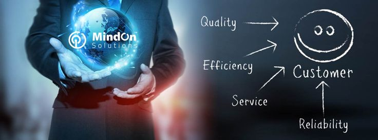We care about customer satisfaction, and we care about you. www.mindonsolutions.com