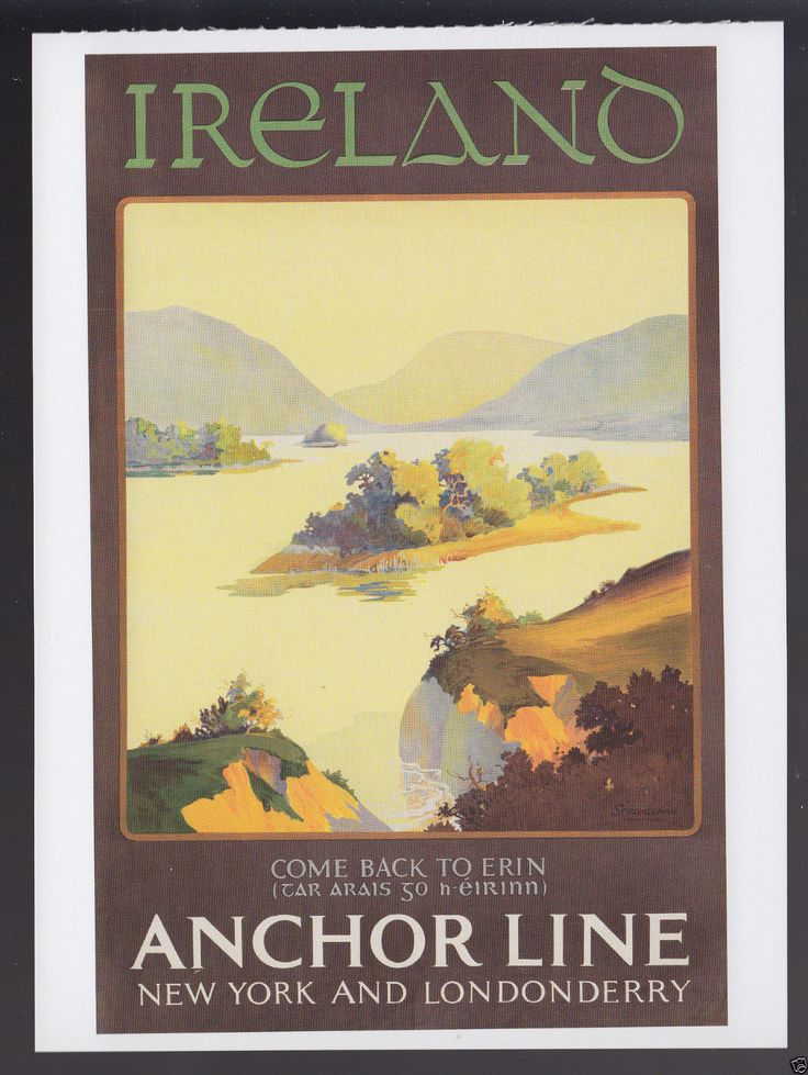 Anchor Line - Ireland
