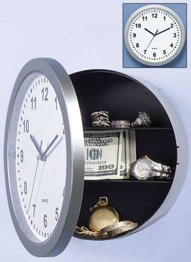 They do say that time is money! #moneysafety