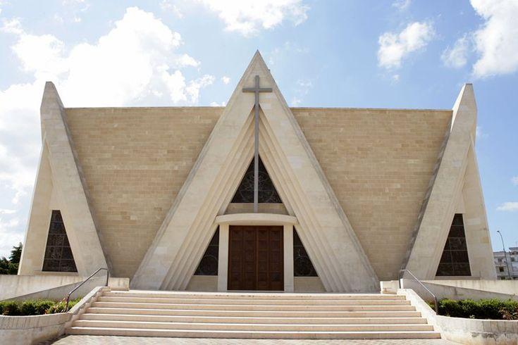 "Chiesa ""Gesù Redentore"", Melissano, 2001 - Studio Ozza"