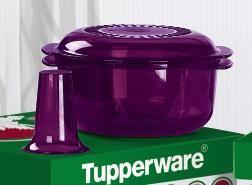 Shakin & Bakin Foodie Blog: Tupperware Stack Cooker Microwave Poached Salmon Recipe