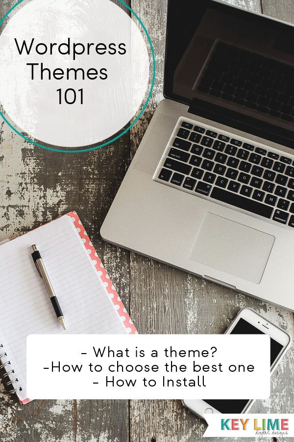 Wordpress Themes 101 - What is a wordpress theme? How to Choose A Wordpress Theme. How to Install a Wordpress theme. And why I love Genesis and Resored 316