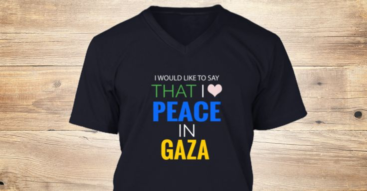 Support Peace in GAZA!