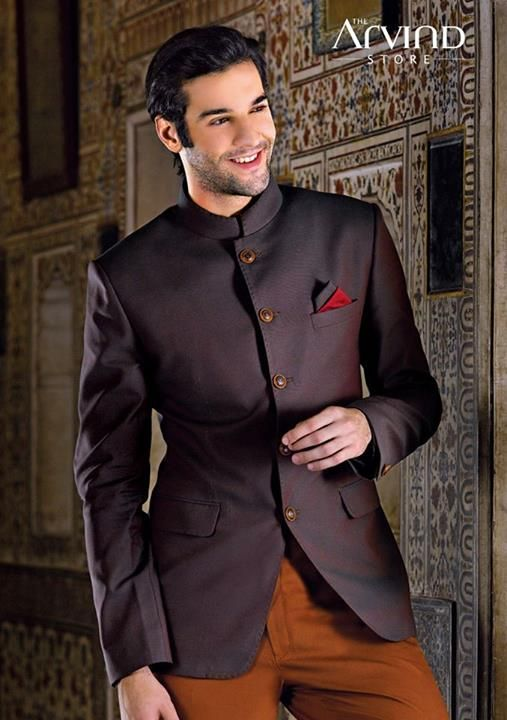 A #wedding attire that's just like you, made to #perfection!   #Fashion #Style #MensFashion #TheArvindStore