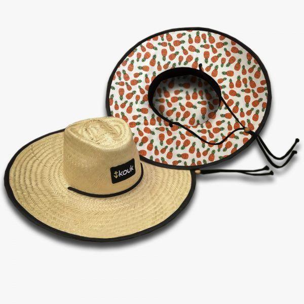 Chapéu de Palha Surf Chapéu de Palha Estampado Chapéu de Palha com Estampa  Chapéu de Palha 3cb0b7f5265