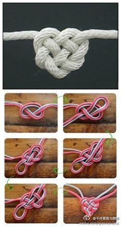 2 ficelles, un noeud, un collier …. – Blogs créatifs, le mag !