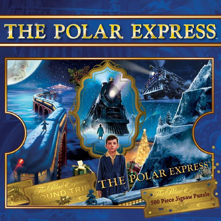 The Polar Express - 500 Piece Jigsaw Puzzle