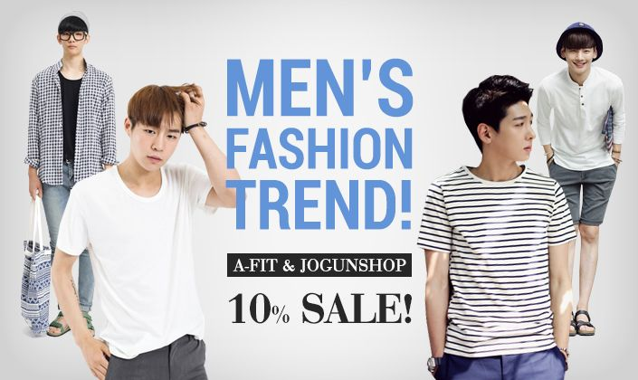 Korean shopping online shopping buy korean shop [OKDGG] [8/19~8/26, MEN'S FASHION PROMOTION!]  JOGUNSHOP & A-FIT 10% SALE! #koreafashionshop #koreafashion #fashion #okdgg #ootd #apperal #fashion #sale #style #korea http://www.okdgg.com/