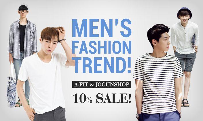 Korean shopping online shopping buy korean shop [OKDGG] [8/19~8/26, MEN'S FASHION PROMOTION!]  JOGUNSHOP & A-FIT 10% SALE! #koreafashionshop #koreafashion #fashion #okdgg #ootd #apperal #fashion #sale #style #korea http://www.okdgg.com/