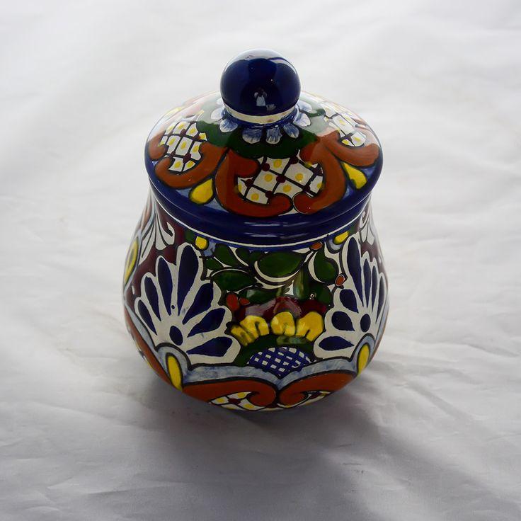 Talavera Sugar Bowl - Blossom & The 9 best Certified International Talavera Dinnerware (Nancy Green ...