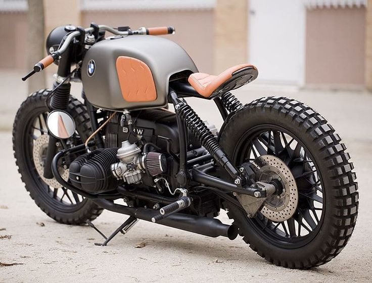 Never give up, great things take time. #crd76 by @caferacerdreams #motorcycle…
