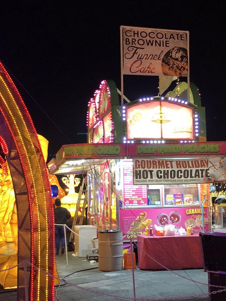 Global Winter wonderland CAL Expo Sacramento CA