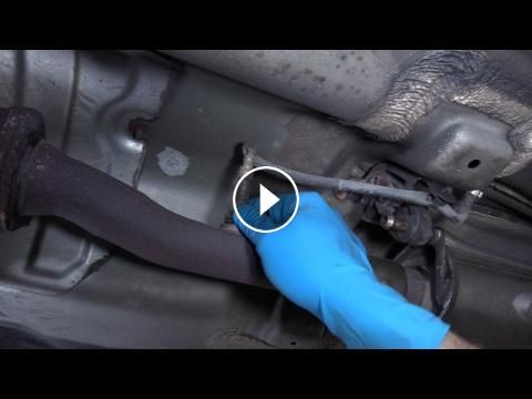 How to Replace Install Intermediate Exhaust Pipe 1998 Toyota Camry Buy Auto Parts from 1AAuto.com: How to Replace Install Intermediate…