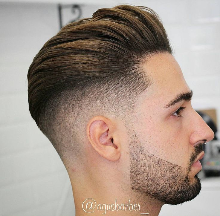834 best Barber images on Pinterest | Man\'s hairstyle, Men\'s cuts ...