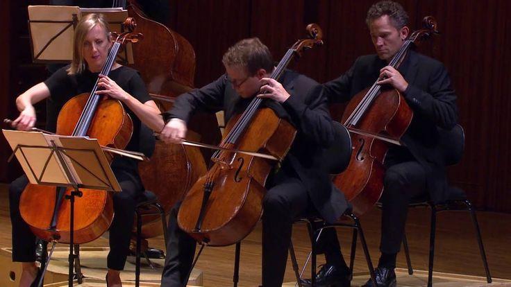 BEETHOVEN (arr. strings) Grosse Fugue, Op.133   Australian Chamber Orche...