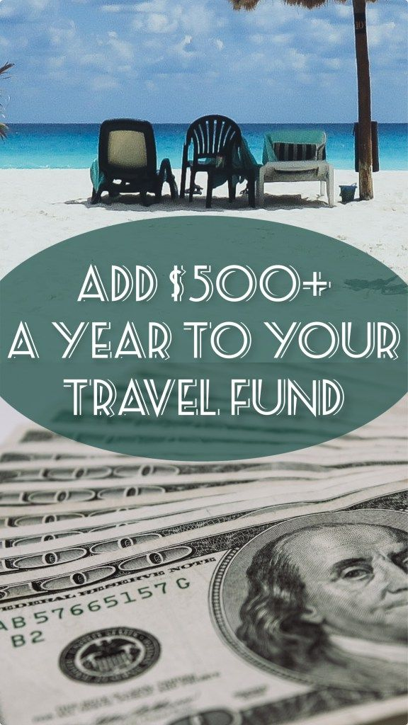 Budget Travel: Build a Travel Fund in Your Spare Time