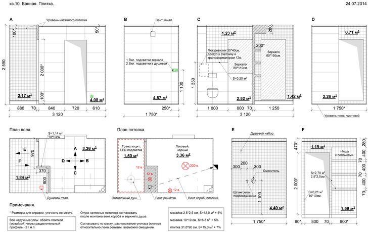 #ванная комната с душевой #плитка #керамогранит