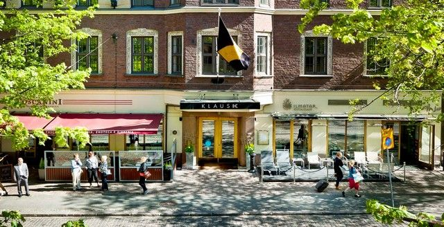 The Klaus K Hotel is a highly appraised hotel in Helsinki, Finland. Whether you're visiting the Olympic Stadium or Helsinki Cathedral this hotel is the perfect place to wind down and enjoy the many luxuries it has to offer.