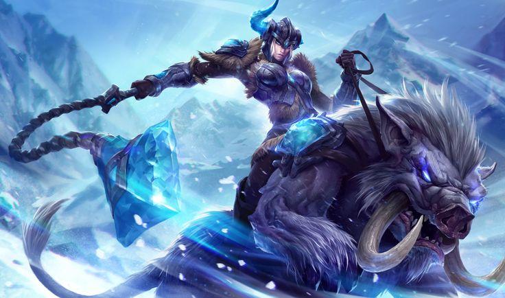 Sejuani | League of Legends