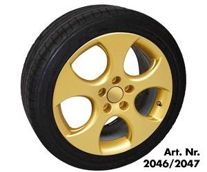 FILM SPRAY oro metallizzato