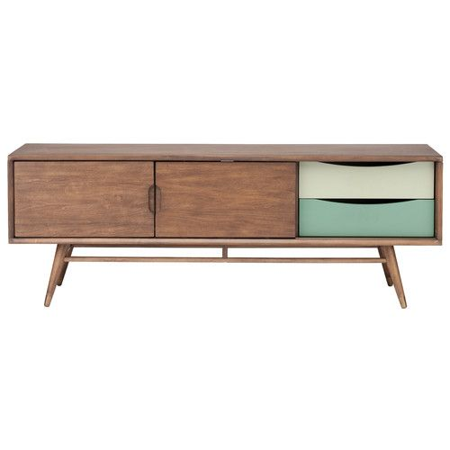 retro tv møbel