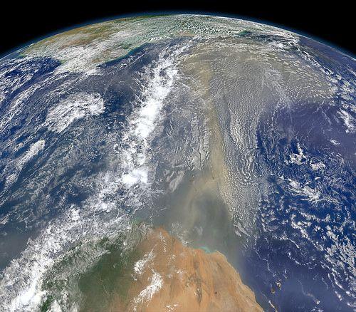 Saharan Dust on the Move   Pinterest   NASA, Nasa Goddard and Usa gov