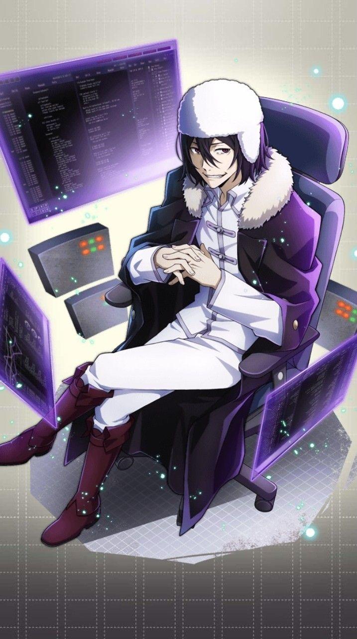 Fyodor Personagens de anime, Anime, Personagens