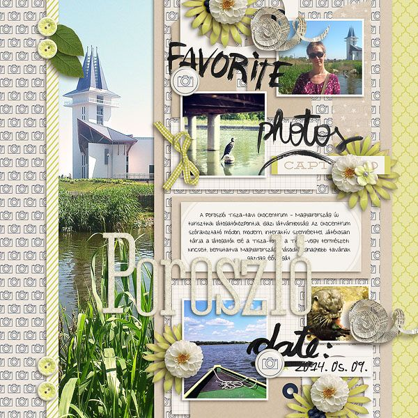 Summer Meadow by Little Green Frog Designs