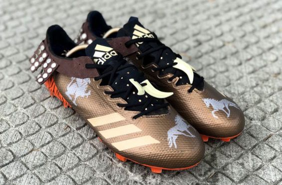 adidas Football Week 7 PE Cleats For Von Miller, Josh Norman & Landon Collins