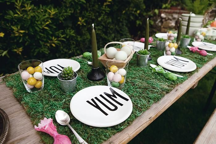Easter in the Garden with Diane Keaton: Kids Tables, Tables Sets, Plates, Gifts Cards, Mad Teas Parties, Easter Tables, Tables Runners, Mad Tea Parties, Happy Easter