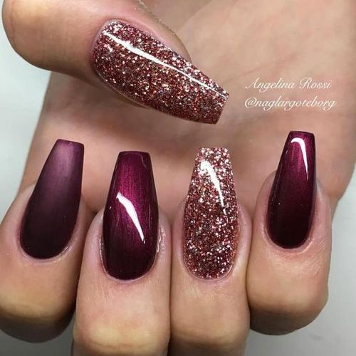 25+ unique Fall nails ideas on Pinterest | Fall nail ...