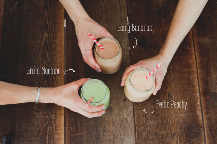 A Month of Breakfast // Spring Smoothies — Treasures & Travels