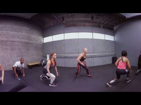 STRONG by Zumba® VR 360 - Bodytalk - YouTube
