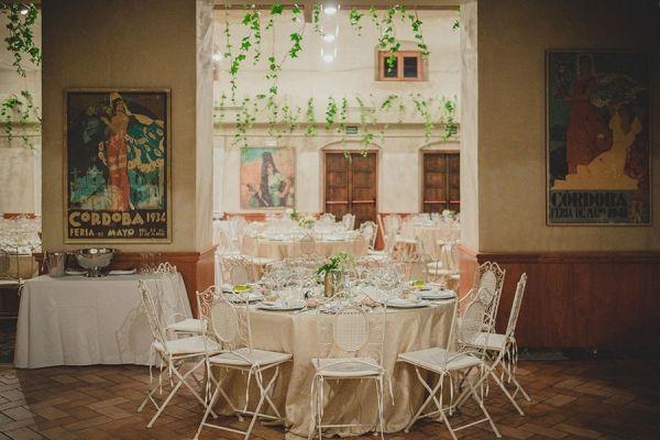 Spanish wedding decoration. Renata Enamorada.