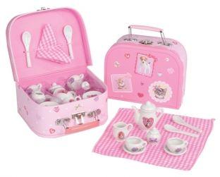 Cuties tea set