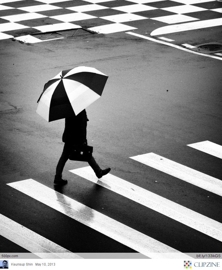 Umbrella | Beautiful Composition.