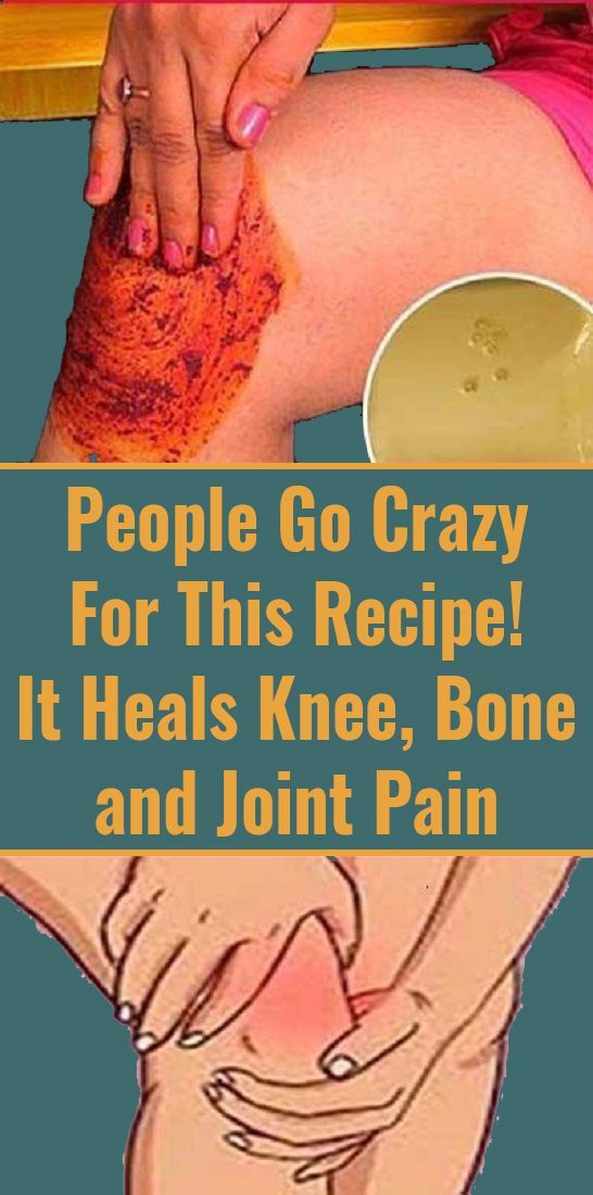 This ACV And Cayenne Pepper Mixture Can Heal Knee, Bone And Joint Pain