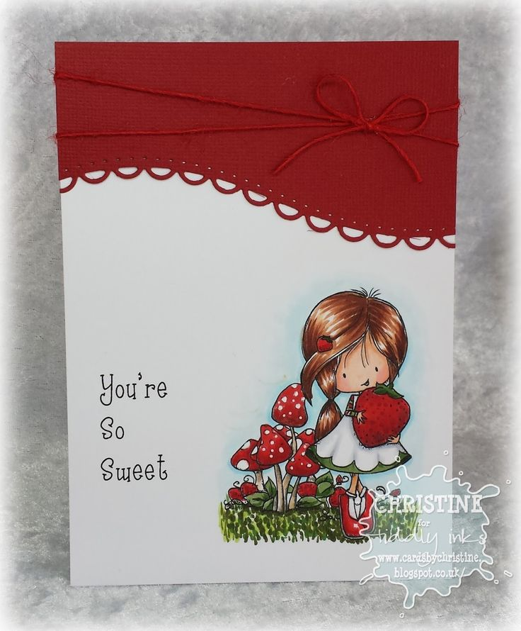Tiddly Inks Challenge: Challenge #156...So Sweet!!