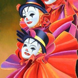 Carnival Clown