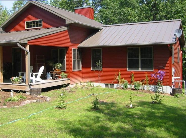 64 Best Green Metal Roofs Images On Pinterest Metal Roof