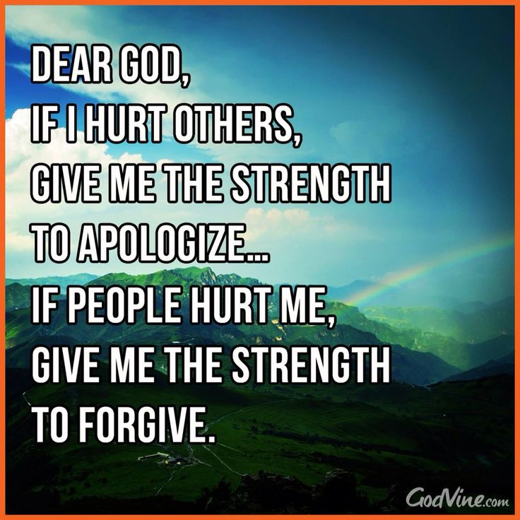 Effective Apologies and Forgiving the Christian Way