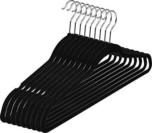 Utopia Home NonSlip Velvet Suit Hangers Pack of 50 -- Learn more by visiting the image link.