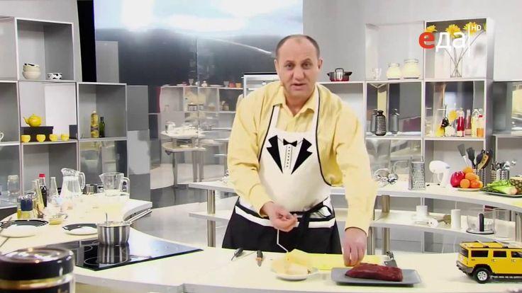 Запечённый картофель в молоке с сыром (гратен) от Ильи Лазерсона / Обед ...