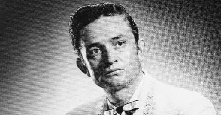 25 Pictures of Young Johnny Cash