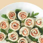 Smoked Salmon Pinwheel Sandwiches Recipe - Quick and easy at countdown.co.nz