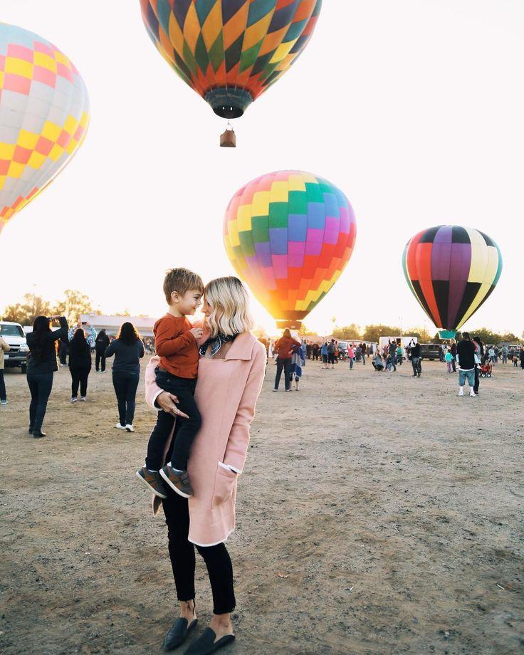 Hot-air balloons | Shop. Rent. Consign. MotherhoodCloset.com Maternity Consignment