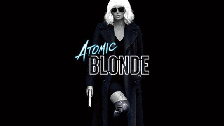 """Filmkritik zu """"Atomic Blonde"""". Ein Actionfilm im Stil von """"John Wick"""" mit Agenten und 80er-Jahre-Flair im Berlin des Mauerfalls.   #atomicblonde #charlizetheron #johnwick #neon #neonlights #80s #cinema #kino"""