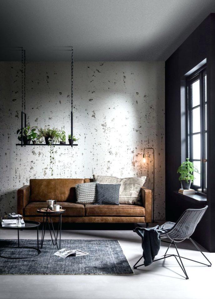 45 Unique Industrial Wall Decor Ideas Industrial Living Room