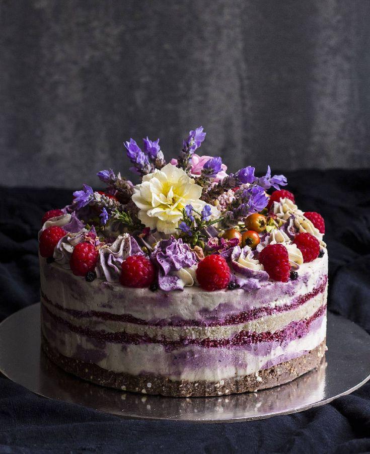 White Cake Desserts
