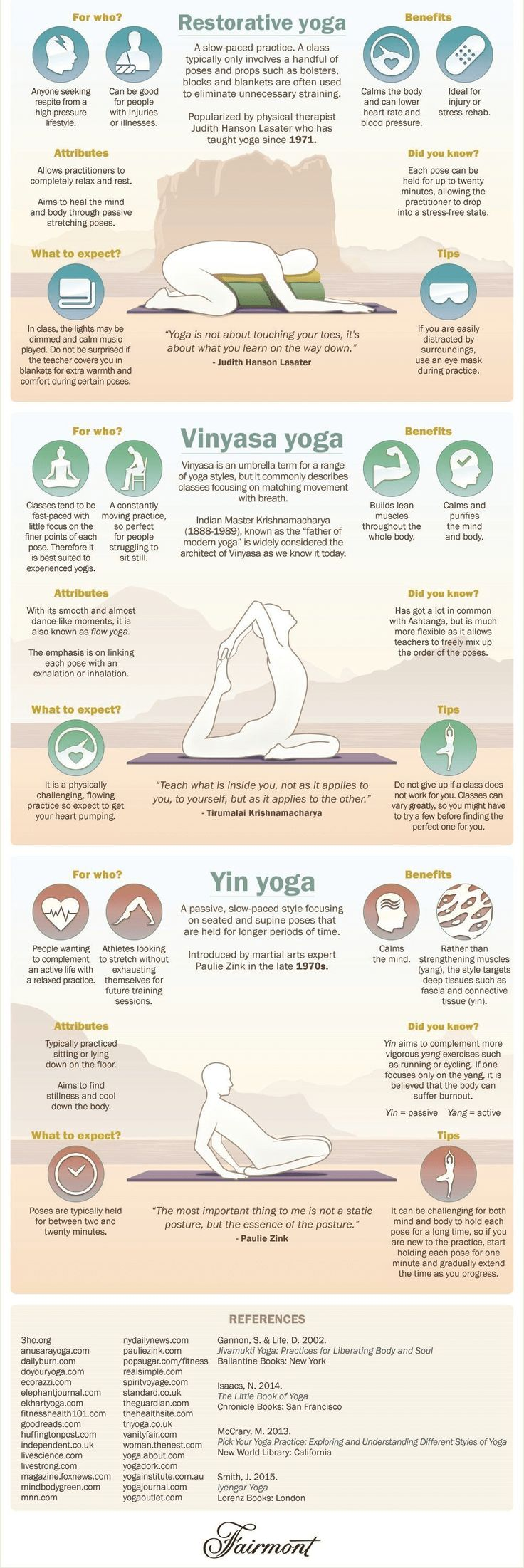 a review of the different types of yoga There are many types of yoga to choose from with any style of yoga, you can  improve your strength, flexibility, and balance and all yoga styles.